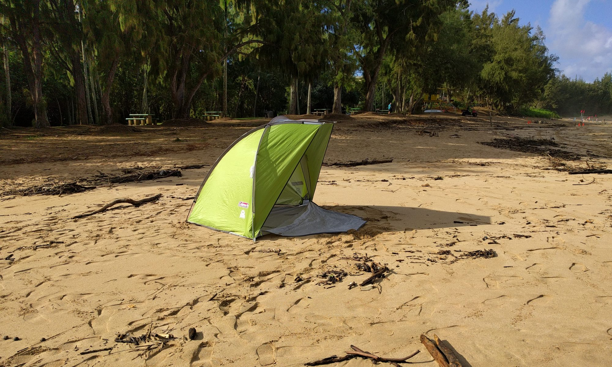 A Guide to Buying, Using, and Travelling with Beach Tents